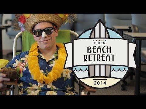 MACPA Beach Retreat 2014: Bring SPF Take CPE