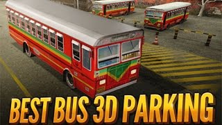 Bus Driver Simulator Unity3D game - Best Bus Parking 3D