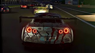 Gran Turismo Sport - Gameplay Nissan GT-R GT3 @ Nurburgring 24h [1080p 60fps]