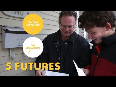 """Central Standard: On Education - Episode 8: """"5 Futures"""""""
