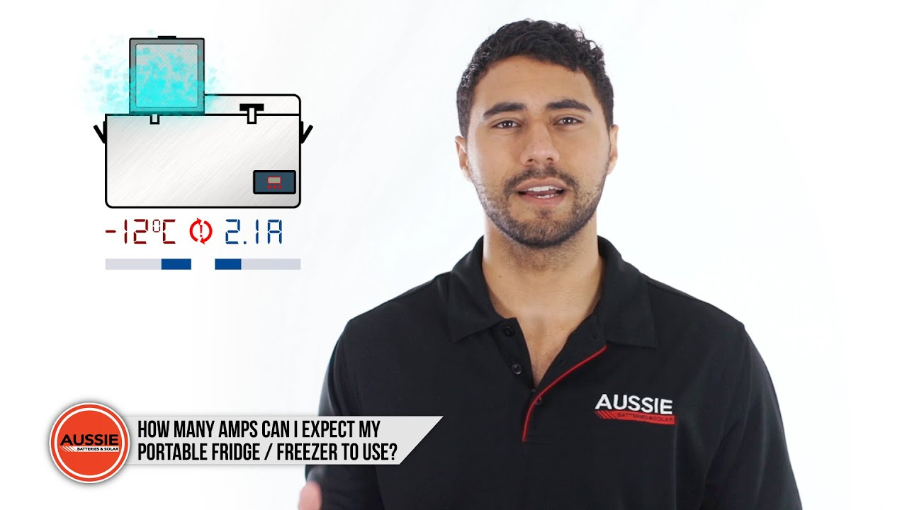 How Many Amps Does My Portable Fridge/Freezer Use?