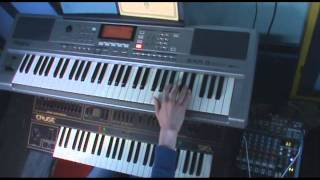 Evilyn (Lordi keyboard cover)
