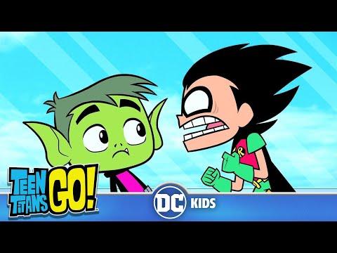 Teen Titans Go! en Français | Quel jour sommes-nous ? | DC Kids