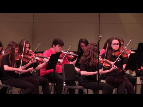 7th & 8th Grade Spring Orchestra Concert - 2017
