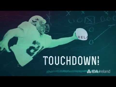 IDA Ireland's Touchdown In Ireland Event 2016