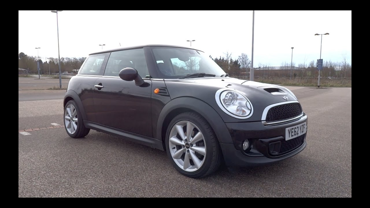 2012 MINI Cooper SD Hatchback Start-Up and Full Vehicle ...