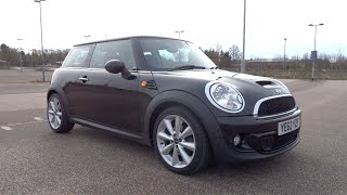 2012 MINI Cooper SD Hatch Start-Up and Full Vehicle Tour