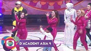 Gambar cover MEMANG ASIK!! Ipul Ketagihan GOYANG ABC Sampai Minta Goyang Bareng Trio Macan   DA Asia 4