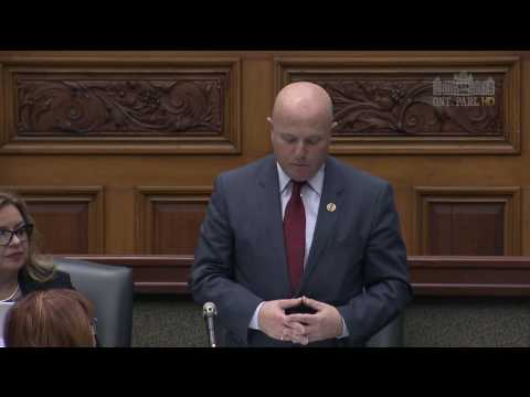 Peter Milczyn re 226th Ann - 3rd of May Constitution 05 02 17