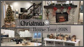 Christmas House Tour 2018 | Christmas Decor Ideas | Cami's Home