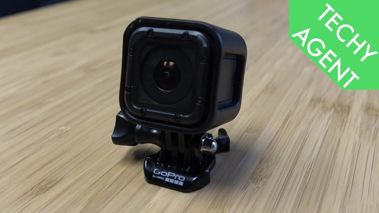 GoPro Hero 4 Session REVIEW - Best action sports cam under $200 - YouTube