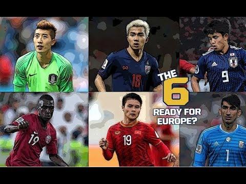 Cầu thủ Việt Nam lọt top 6 tài năng bậc nhất châu Á có thể sang châu Âu
