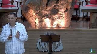 1João 2.1-6 - Rev. Marcelo Vinicius Santos