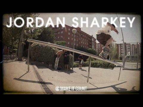 Jordan Sharkey - Make It Count 2016 Finals