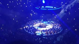 Metallica S&M - Nothing Else Matters live San Franciso 6 Sep 2019 Chase Center