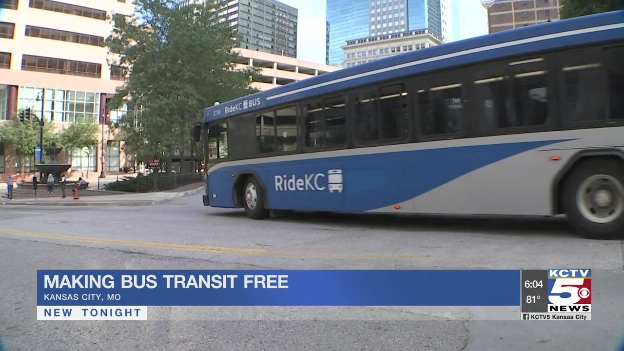 KCATA looking to make bus services free