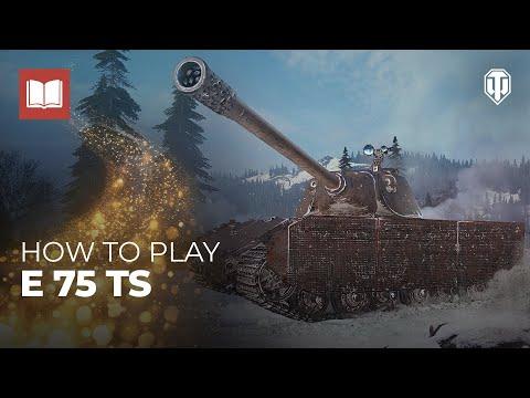 How to Play: E 75 TS