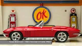 1966 Chevrolet Corvette Addison TX 123302