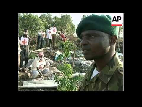 CONGO: PICTURES OF BODIES REPORTEDLY KILLED BY RWANDAN HUTUS