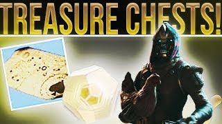 Destiny 2 Weekly Reset. All Cayde-6 Titan Treasure Chest Locations November 14, 2017.