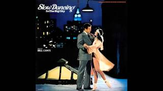 The Ovation- Bill Conti- Slow Dancing in the Big City (1978)