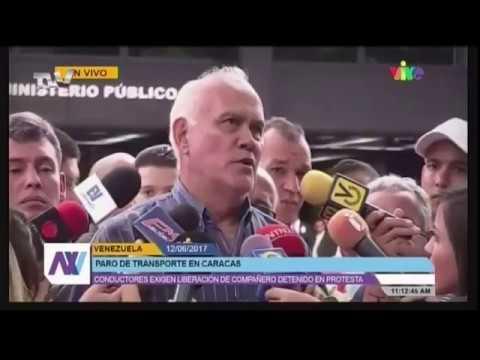 Situación en Venezuela 12 de junio
