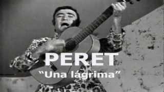 """PERET- """"Una lágrima"""" (1968).wmv"""