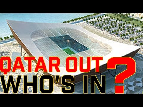 World Cup Removed from Qatar?