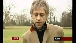 Joe Strummer Death (ITV/BBC News)