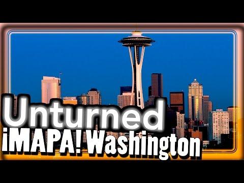 UNTURNED - ¡Nuevo MAPA! LA GRAN CIUDAD: Washington.