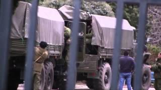 Video Shows Russian Troops Already in Ukraine?