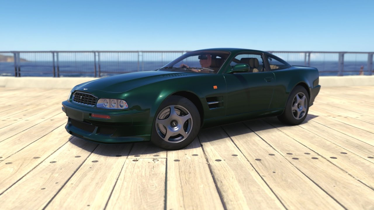 Forza Horizon 3 1998 Aston Martin V8 Vantage V600 Youtube