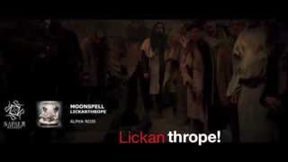 Moonspell - Lickanthrope lyrics letra