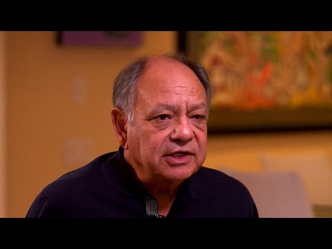 """Cheech"" Marin opens up about joint venture with Chong"