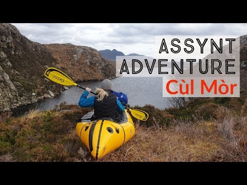 Assynt Adventure, Cùl Mòr | North West Highlands, Feb 2019