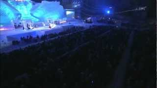 第61回十日町雪まつり(2010) 雪上カーニバル(3曲目) 高画質版、アス...