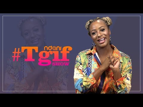 The NdaniTGIF Show : DJ Cuppy