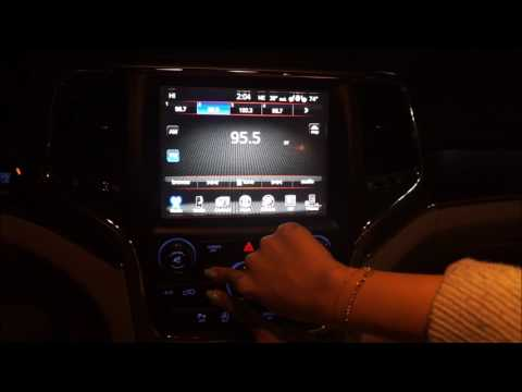 How to Access Secret Engineering Menu in FCA Chrysler Cars