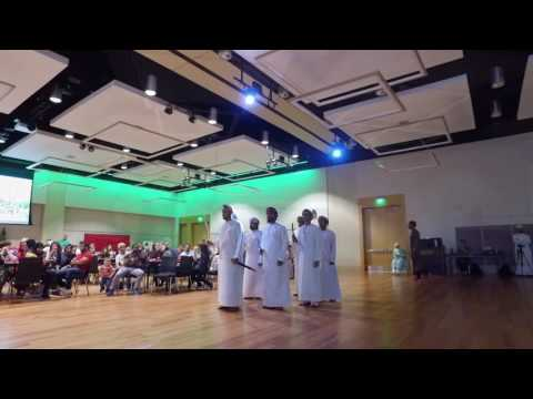 Oman's 46th National Day Celebration at UNT
