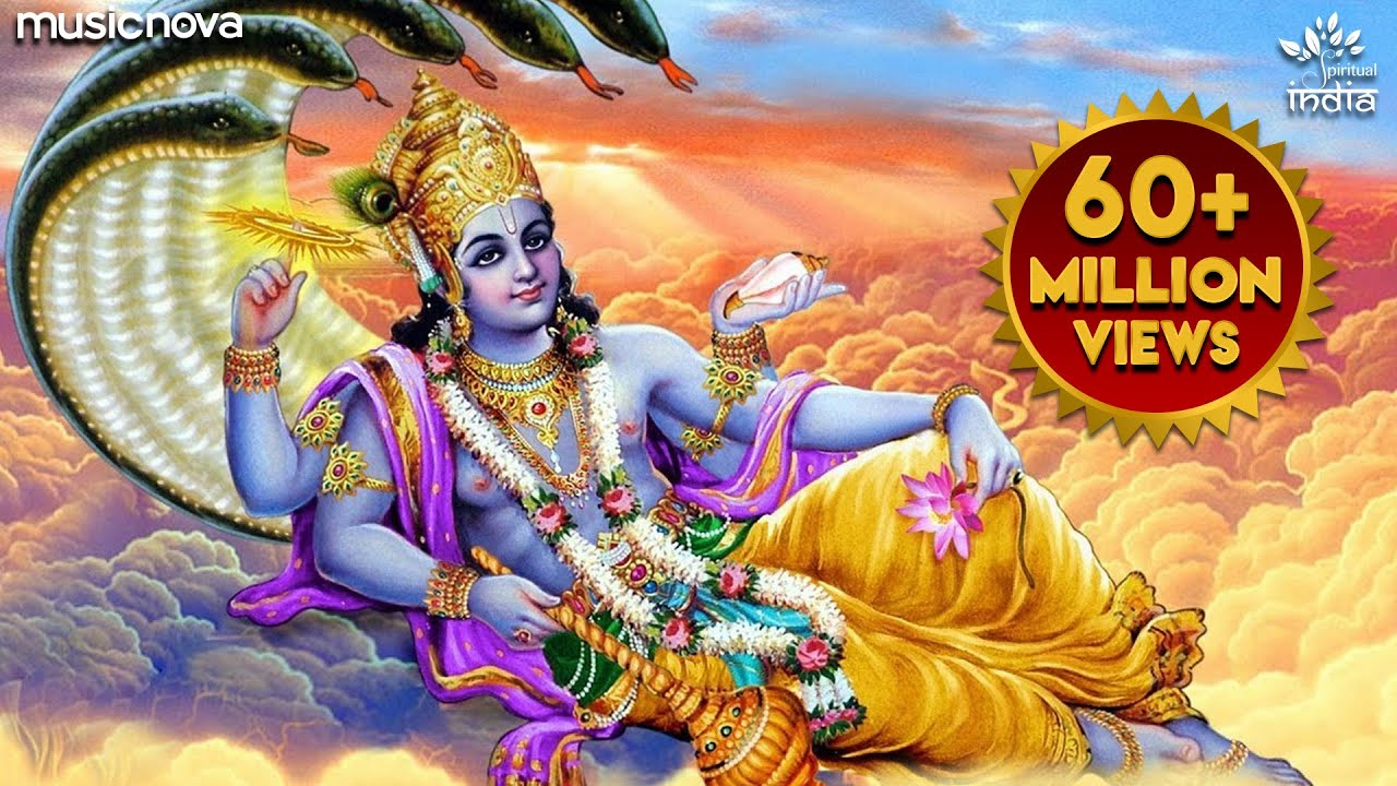 विष्णु सहस्रनाम भगवान विष्णु के हजार नामों से युक्त एक प्रमुख स्तोत्र है