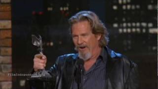 25th Spirit Awards- Jeff Bridges wins Best Male Lead
