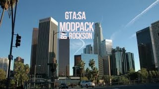 FULL MOD PACK by ROCKSON