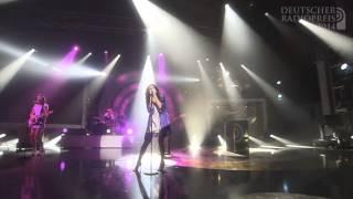 Charli XCX - Boom Clap LIVE at Deutscher Radiopreis 2014 (04.09.2014)