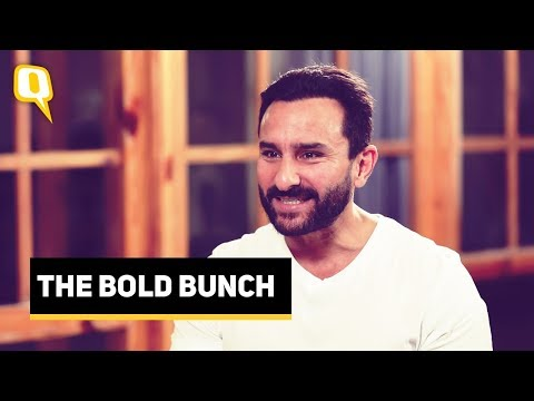 Partner I The Bold Bunch Season 2: Saif Ali Khan in Conversation with Rajeev Masand | The Quint