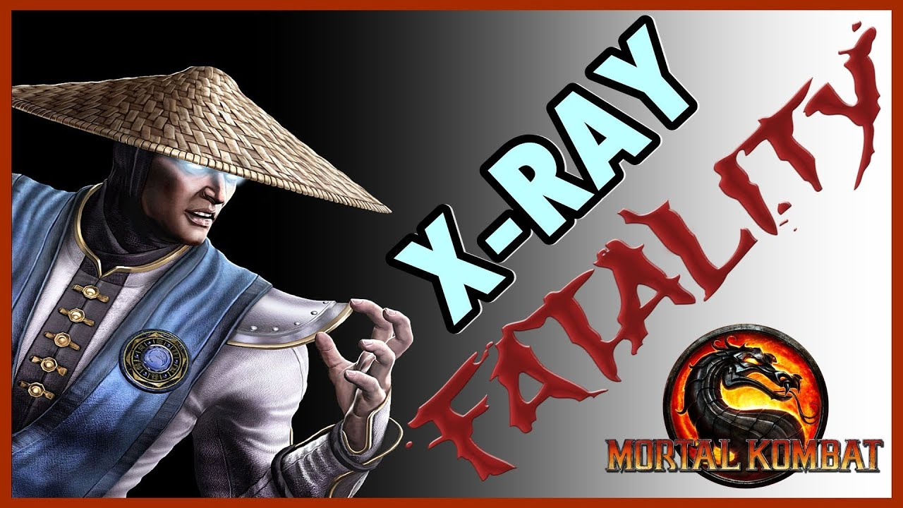 Mortal Kombat 9 Komplete Edition Ps3 Raiden Fatalities X