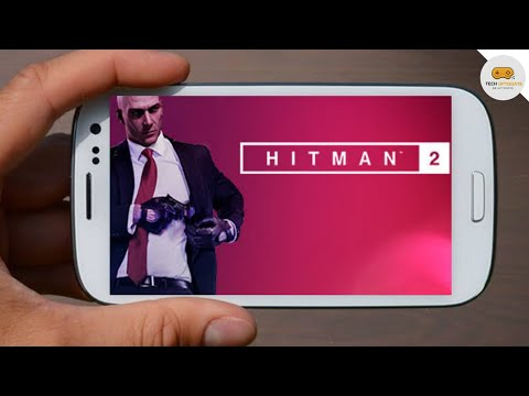 Hitman 2 In Android 2020 || How To Play Hitman 2 In Android Without PC 🔥
