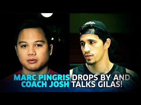 Marc Pingris Drops By and Coach Josh Talks Gilas
