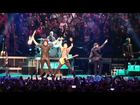 Bruce Springsteen - Badlands @ MSG 3/28/16