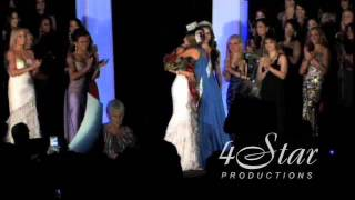 2012 Miss New Jersey USA Crowning moment