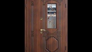 видео Нестандартные входные двери металлические: размеры в частный дом или квартиру